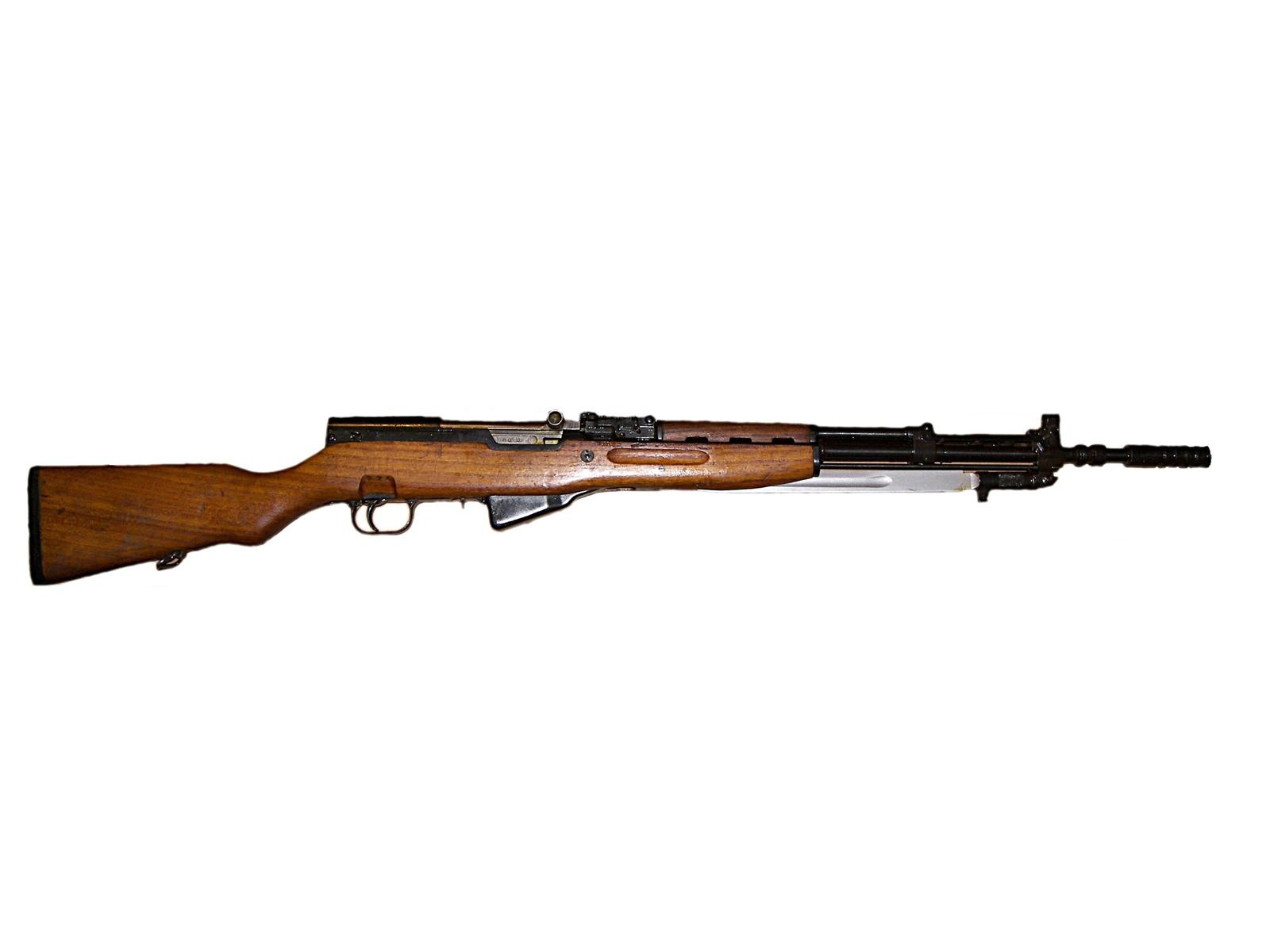 Rifles y armas de asalto